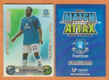 Everton Ayegbeni Yakubu Nigeria Man of the Match